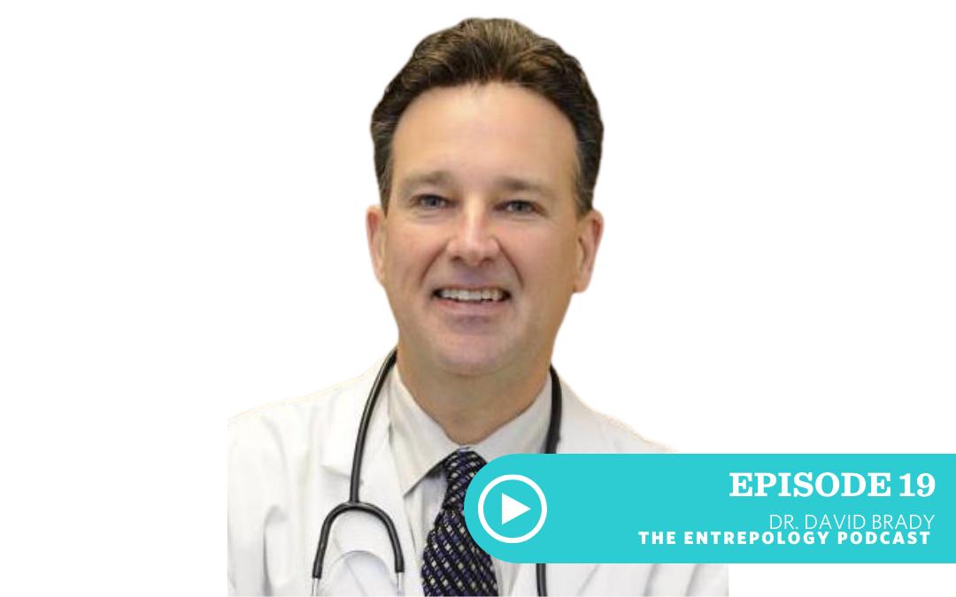 EPSIODE 019: HEALING FIBROMYALGIA AND CHRONIC FATIGUE WITH DR. DAVID BRADY