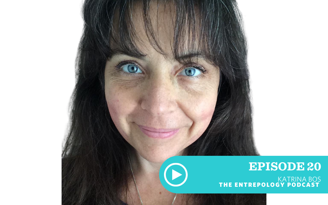 EPISODE 020: TANTRA AND THE POWER OF INTUITION WITH KATRINA BOS