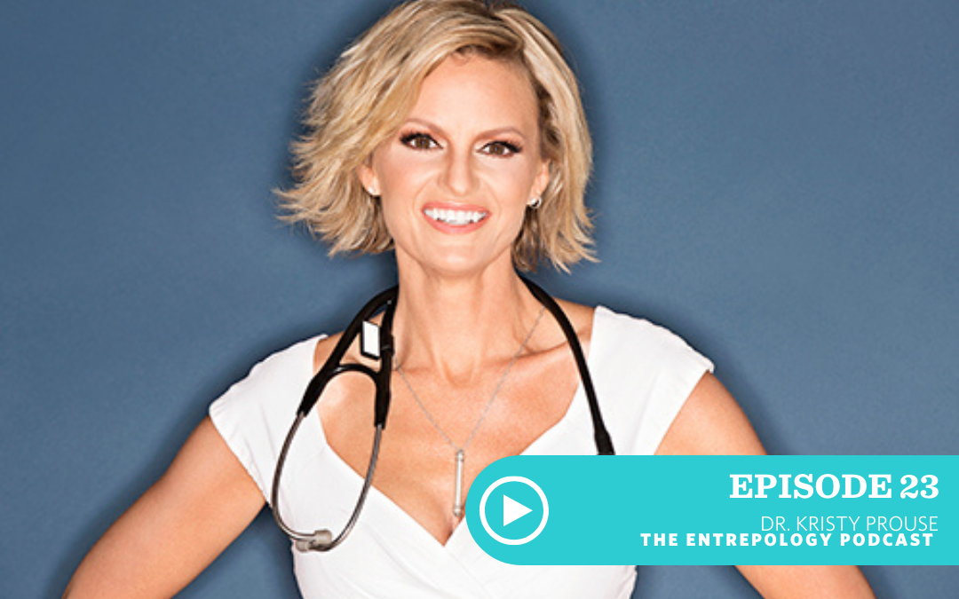 EPISODE 023: A HOLISTIC APPROACH TO HORMONAL BALANCE WITH DR. KRISTY PROUSE