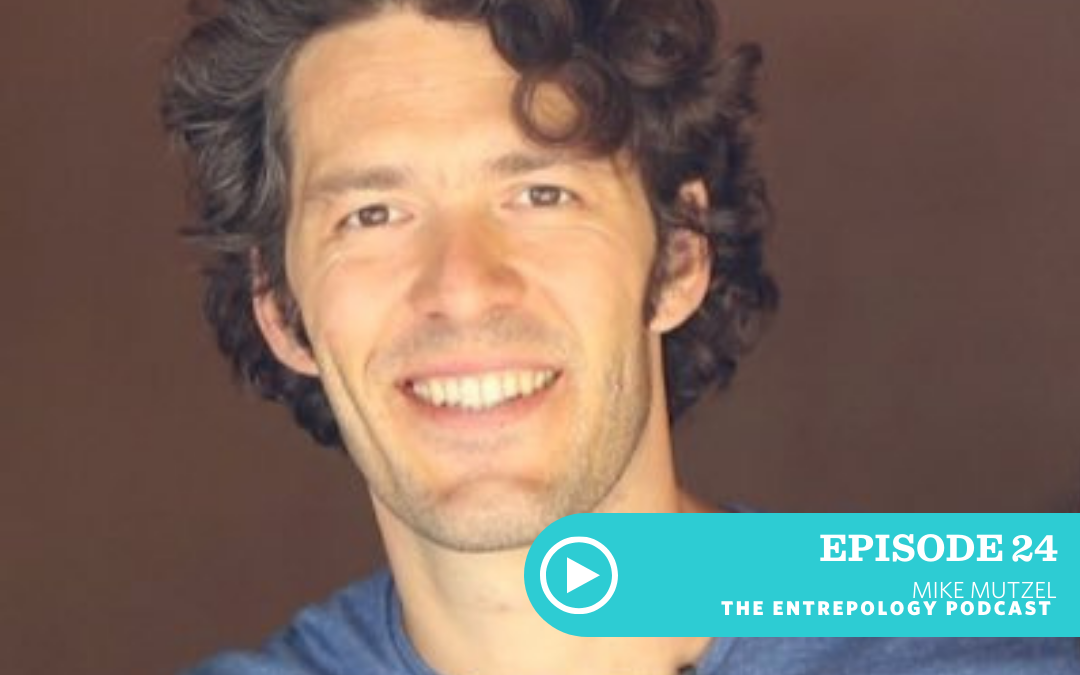 Episode 024: USING KETOSIS TO OPTIMIZE YOUR BRAIN, BODY AND MICROBIOME WITH MIKE MUTZEL