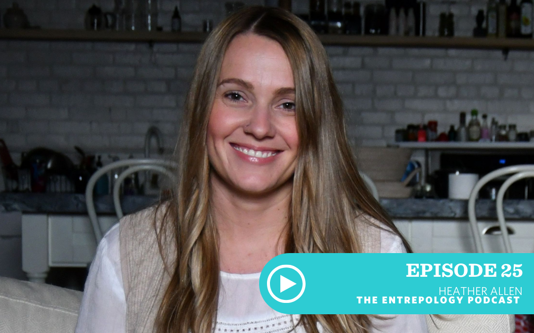 EPISODE 025:THE INGREDIENTS FOR ALL-DAY ENERGY WITH HEATHER ALLEN