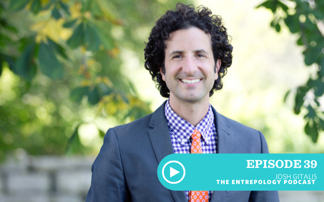 EPSIODE 039: THE TRUTH ABOUT DETOX WITH JOSH GITALIS