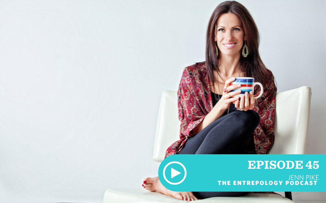 EPISODE 045: FINDING YOUR INNER SIMPLICITY WITH JENN PIKE