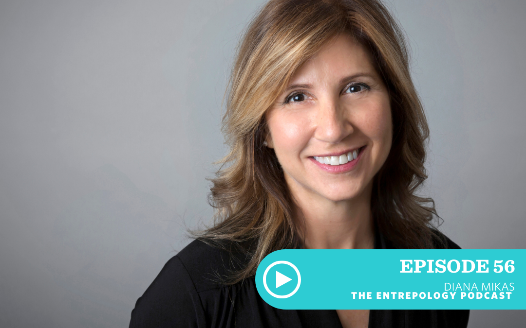 Episode 056: Conscious Uncoupling. The Mindset of Moving Forward with Gratitude with Diana Mikas