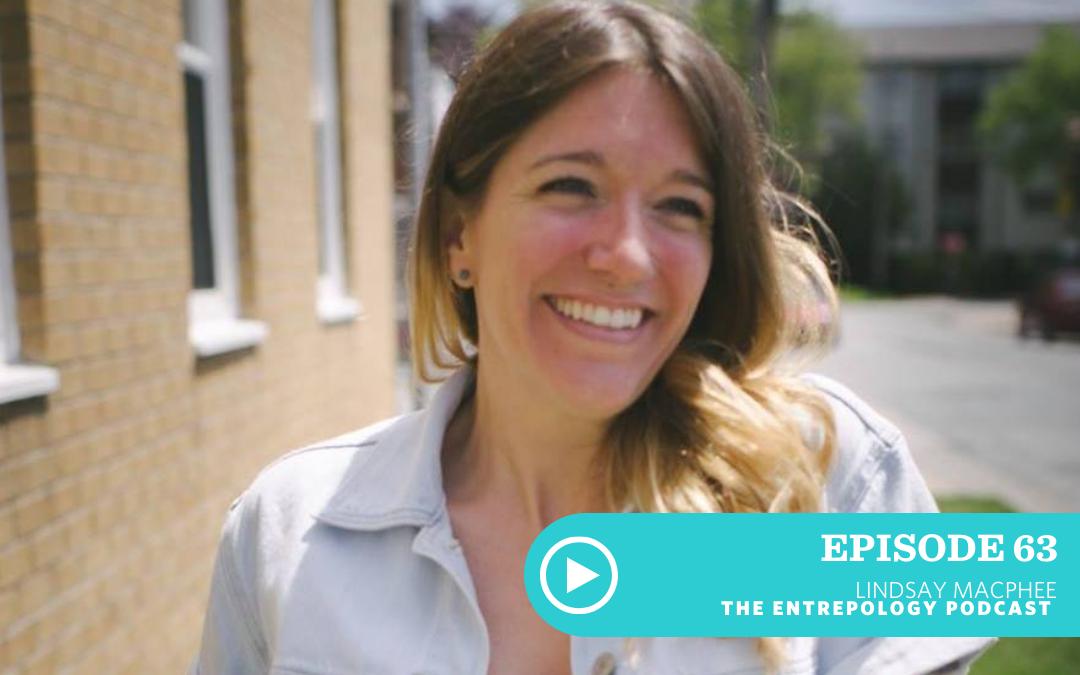 Episode 063: Hacking Meditation Through Floatation with Lindsay MacPhee