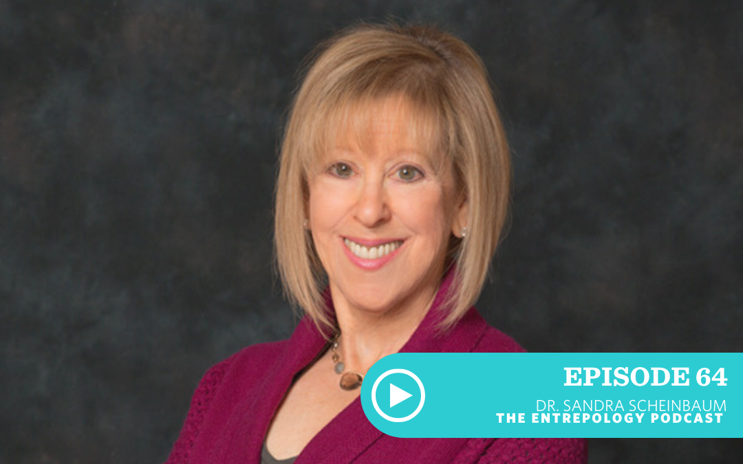 Episode 064: The Power of Coaching for Your Business and Health with Dr. Sandra Scheinbaum