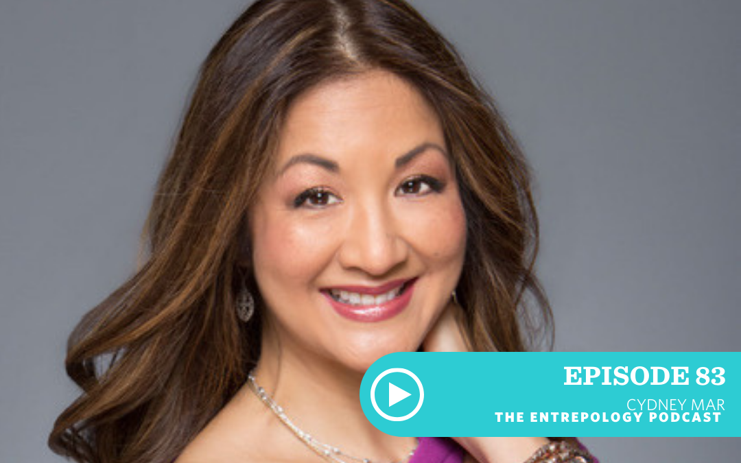 Episode 083: The Mindset Required to Survive, Thrive, and Scale a Product-Based Business with Cydney Mar