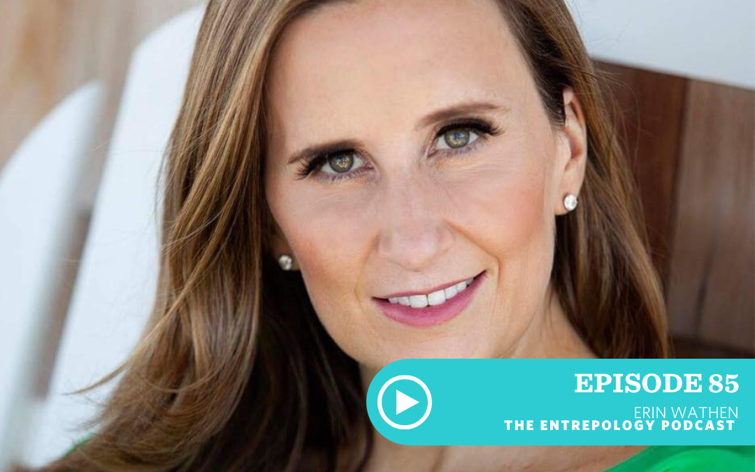 Episode 085: The Relationship Between Food, High Achievement, and Addiction with Erin Wathen