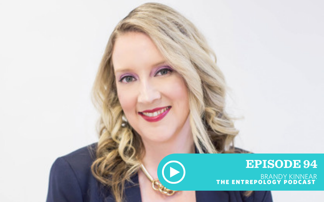 Episode 094: Why You and Your Adrenals Really Need to Niche Your Business, with Brandy Kinnear