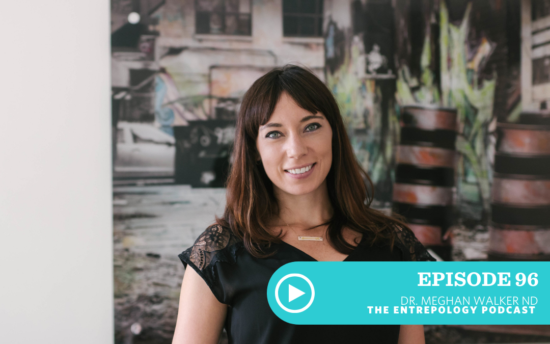Episode 096: How to use Psychology and Physiology to Fuel Momentum in Your Life and Business with Meghan Walker