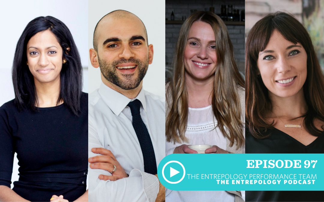 Episode 097: Forecasting 2019 Health and Wellness Trends with the Entrepology Performance Labs Team