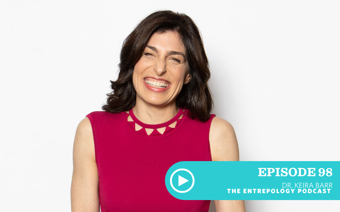 Episode 098: Your Skin as Your Brand — How to Heal It and Protect It with Dr. Kiera Barr