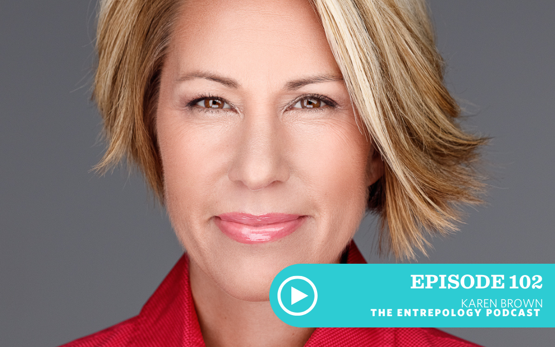 Episode 102: How to Unlimit Your Beliefs and Make 2019 Your Best Year Yet, with Karen Brown