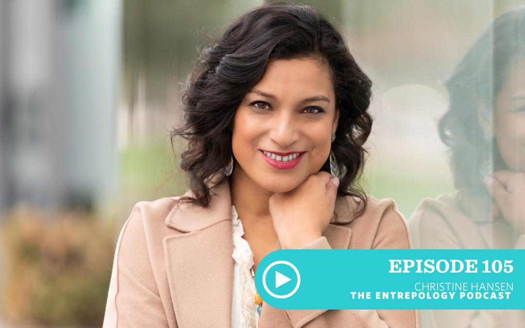 Episode 105: How to Finally Sleep Like a Boss, with Christine Hansen