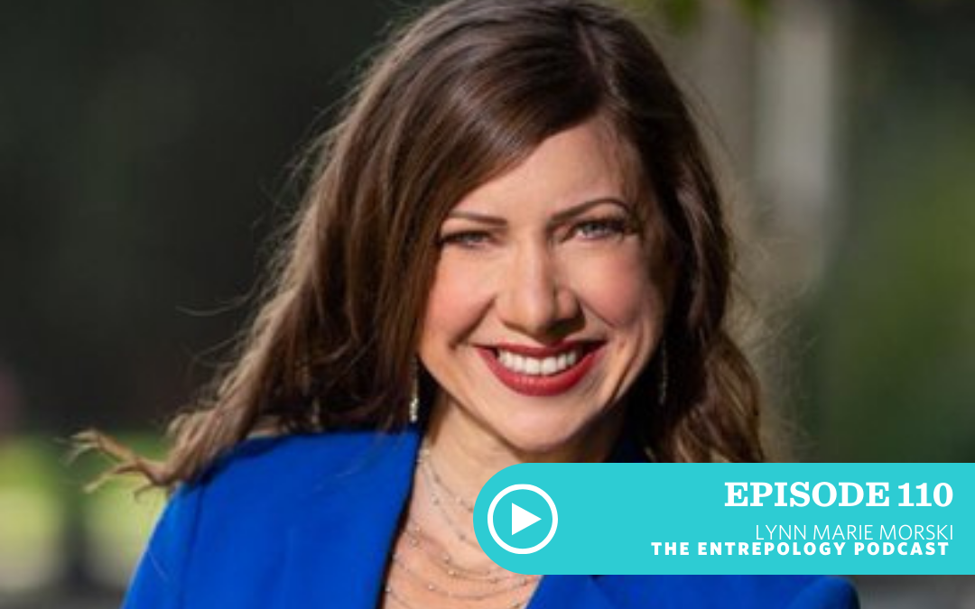 Episode 110:The Art of Effective Quitting with Lynn Marie Morski