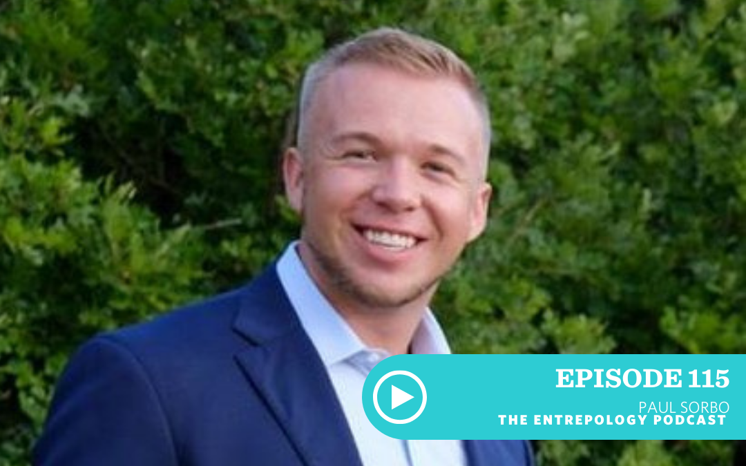 Episode 115: Measuring Human Potential — How We Can Finally Measure the Performance of Your Brain, with Paul Sorbo