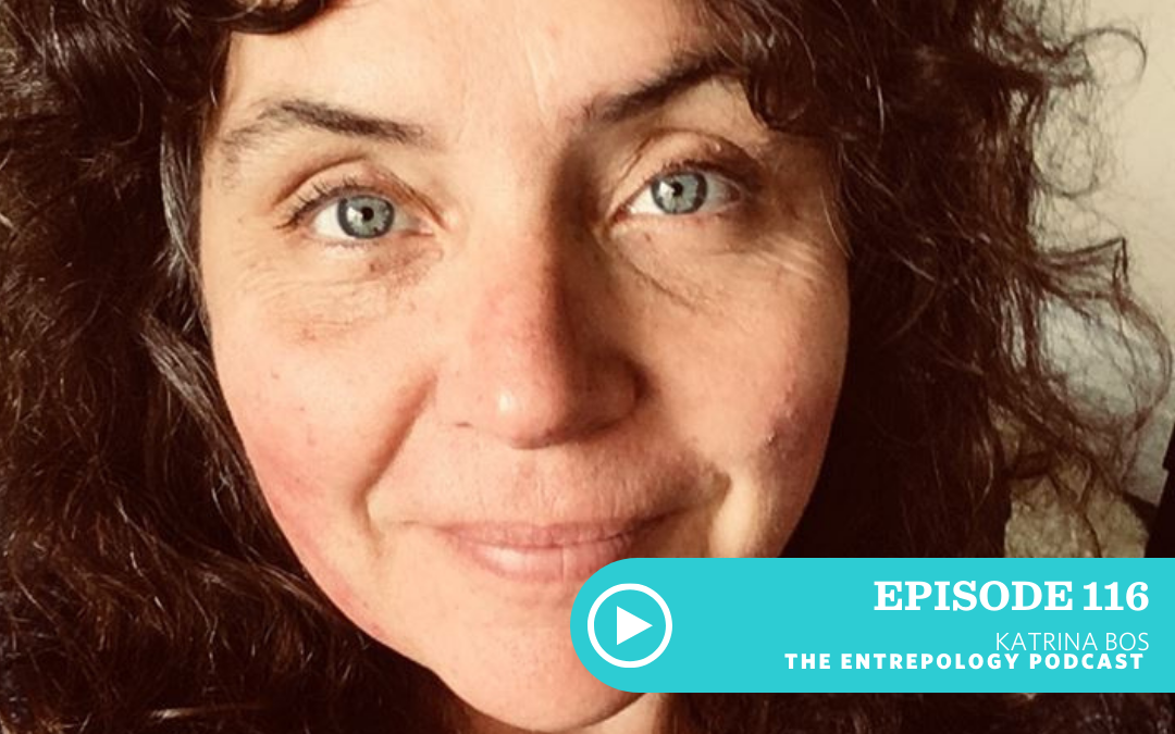 Episode 116: The Sacred Life Phases of the Enlightened Woman, with Katrina Bos