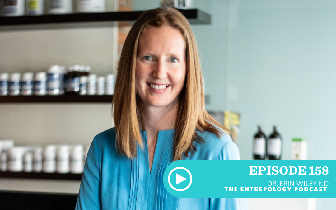 Episode #158 – Body: Five Steps to Making Your Health Your Most Critical Tool in the Advancement of Your Career with Dr. Erin Wiley (+ a HUGE Announcement!)