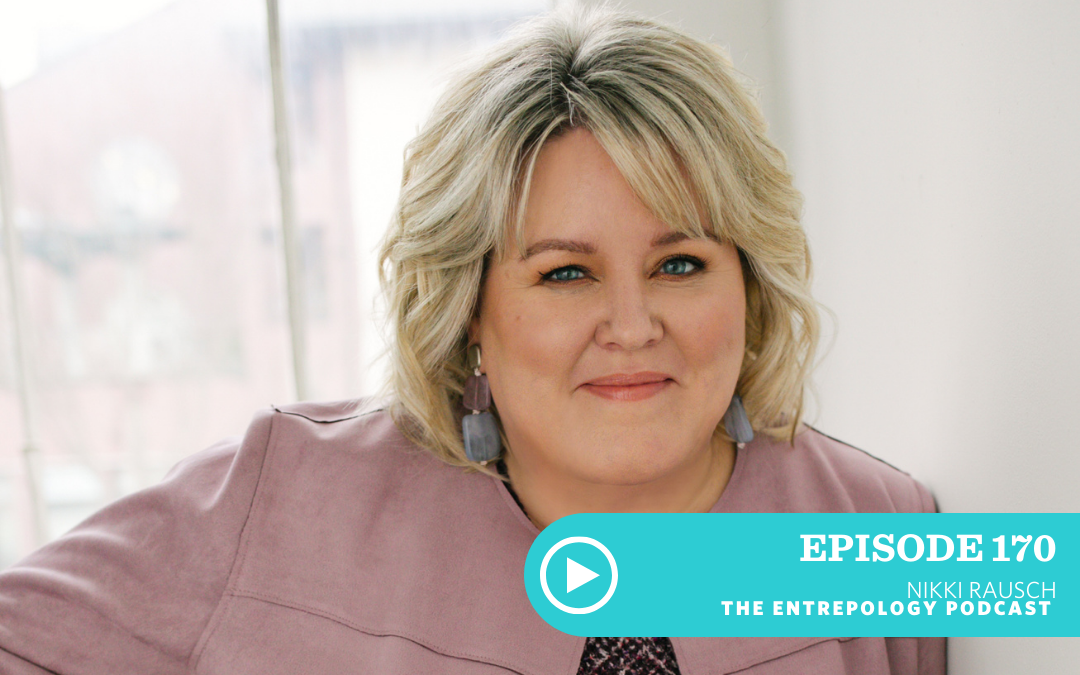 Episode #170 – Biz: Selling Is Something You Do WITH Someone (Not To Them) with Nikki Rausch
