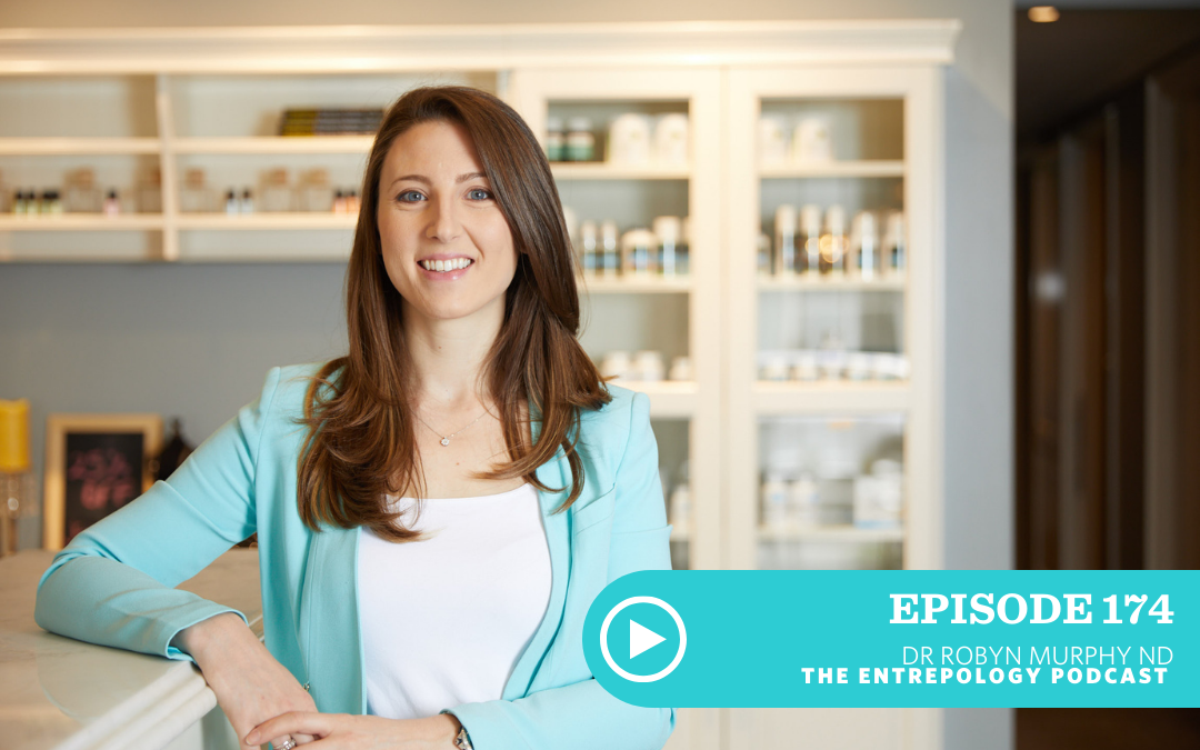 Episode #174 – Body: How to Use Genetic Testing to Optimize Your Health and Mindset with Robyn Murphy
