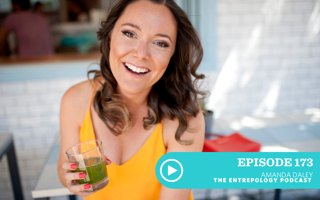 Episode #173 – Badass: How Your Beliefs Around Money May Be Impacting Your Health… and Obviously, Your Business, with Amanda Daley