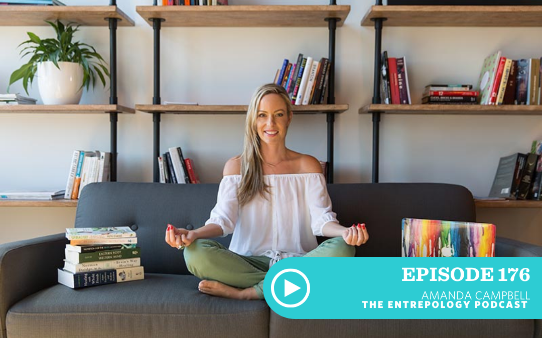Episode #176 – Badass: Why What You Believe and Your Sense of Resilience Matter More Than Setting Goals with Amanda Campbell