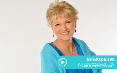 Episode #195 – Body: How you and the planet can heal through energetics (and why it might be the only way forward) with Dr. Louise Swartswalter
