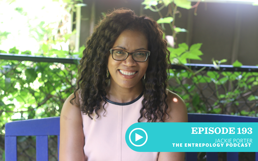 Episode #193 – Badass: Stop Outsourcing Your Security and Start Leaning Into Your Money with Jackie Porter