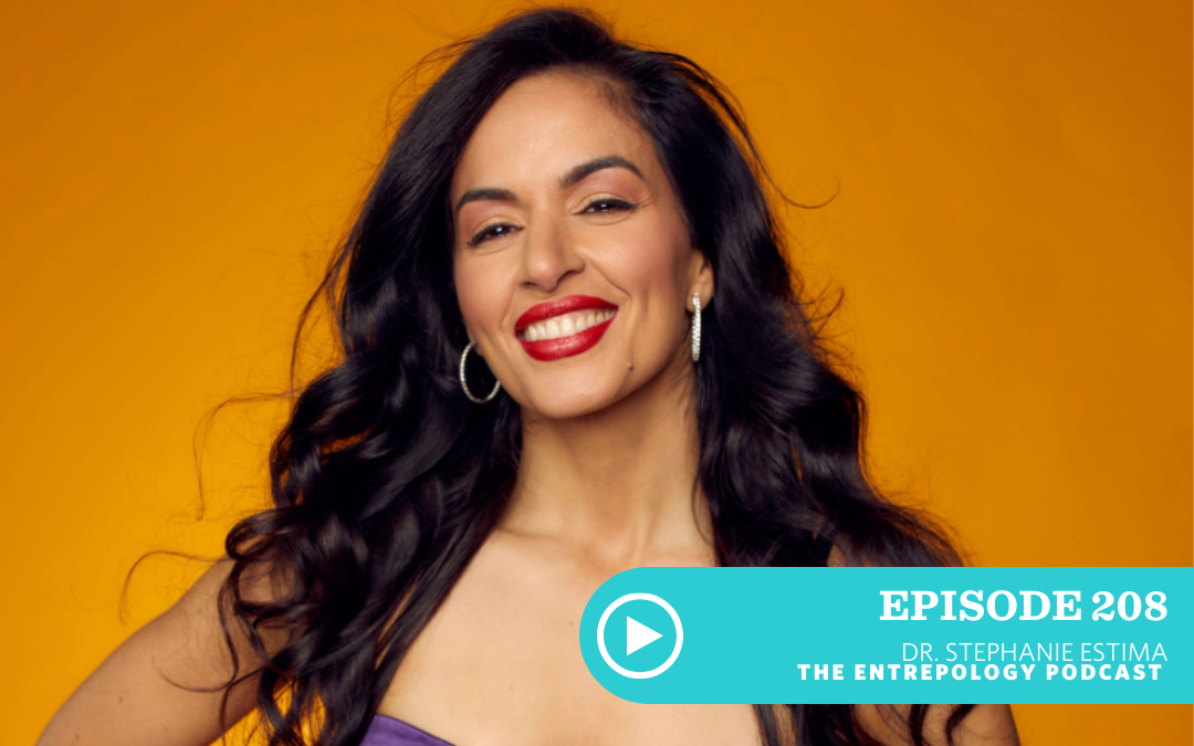 Episode #208 – Body: You Are Your Own Dream Girl: Getting the Betty Body and Stepping into Your Divine Feminine with Dr. Stephanie Estima