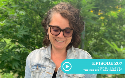 Episode 207 – Body: Everything You Have Ever Wanted to Know About Cannabis But Were Afraid to Ask, Stephanie Massey