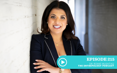 Episode 215 – Body: Biohacking the female brain and the connection between your brain and hormones with Dr. Romie Mushtaq