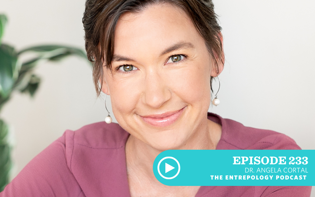 Episode 233: Body: The Important Connection Between Joint Pain and Hormones with Dr. Angela Cortal